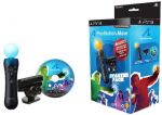 PlayStation Move-Starter-Paket (Motion-Controller, Eye-Camera,