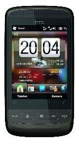 HTC Touch 2 Smartphone (7,1 cm (2,8 Zoll) Display, 3,2