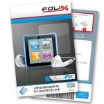 FoliX FX-Clear Displayschutzfolie für Apple iPod nano G6 /