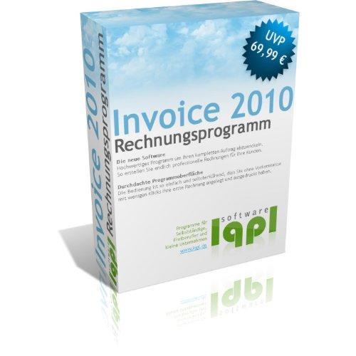 lqpl Invoice 2010 - Rechnungsprogramm
