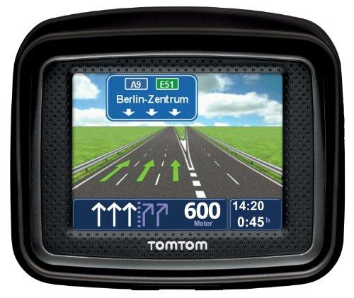TomTom IQ Routes Urban Rider Central Europe