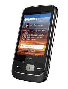 HTC Smart schwarz o2