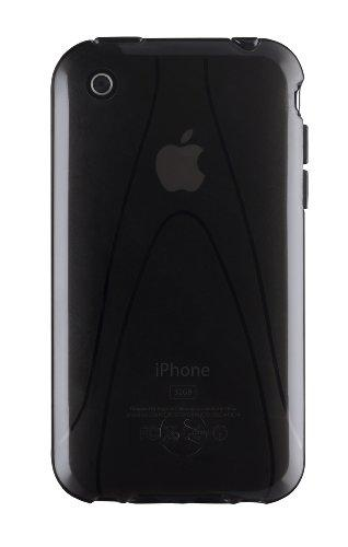 SwitchEasy Vulcan Schutzhülle schwarz für iPhone 3G
