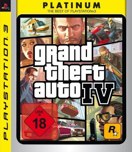 Grand Theft Auto IV - Uncut [Platinum]