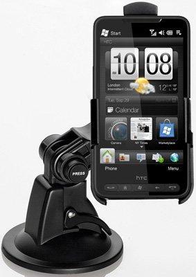 DAS ORIGINAL YAYAGO STARTER SET FÜR Ihr HTC HD2 :  Halter KFZ
