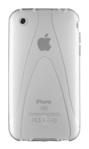 SwitchEasy Vulcan Schutzhülle clear für iPhone 3G