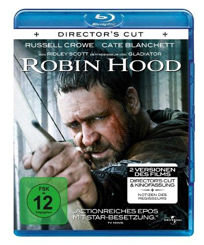 Robin Hood (Director`s Cut & Original-Kinofassung) [Blu-ray]