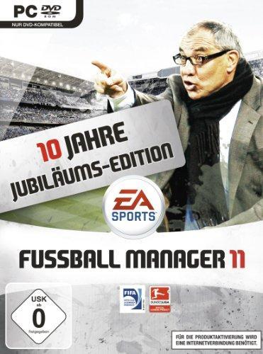 Fussball Manager 11 - Jubiläum Edition