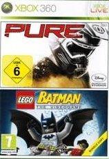 Pure + Lego Batman